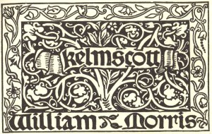 printers-mark kelmscott