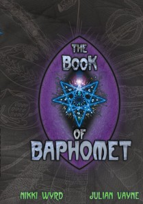 book of baphomet cover