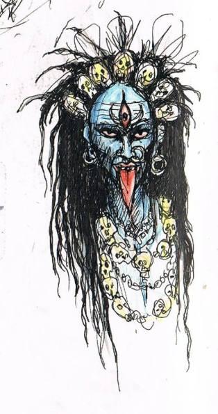 Kali by Tim Neate