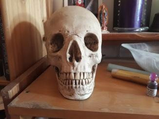 Jonny's Skull
