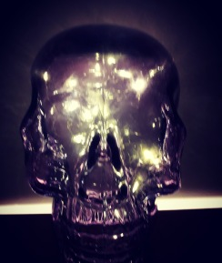 Glass Skull. Cambridge 2018. Found by AdihiDef